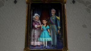 Isabel, Francisco & Luisa
