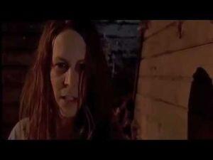 Laurie in halloween resurrection