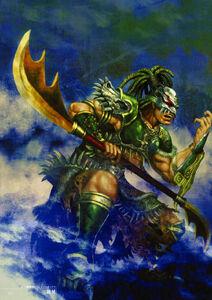 Wei Yan Dynasty Warriors 5
