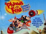 Phineas y Ferb: ¡Tuyo el Verano es!