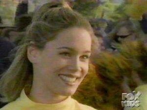 Ashley Hammond's endearing smile