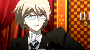 Byakuya shocked