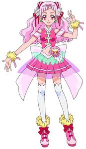 Cure Yell Asahi