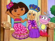 Dora allie and boots 324432