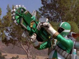 Mega Battle Green