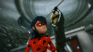 Stormy Weather - Ladybug and Cat Noir 12