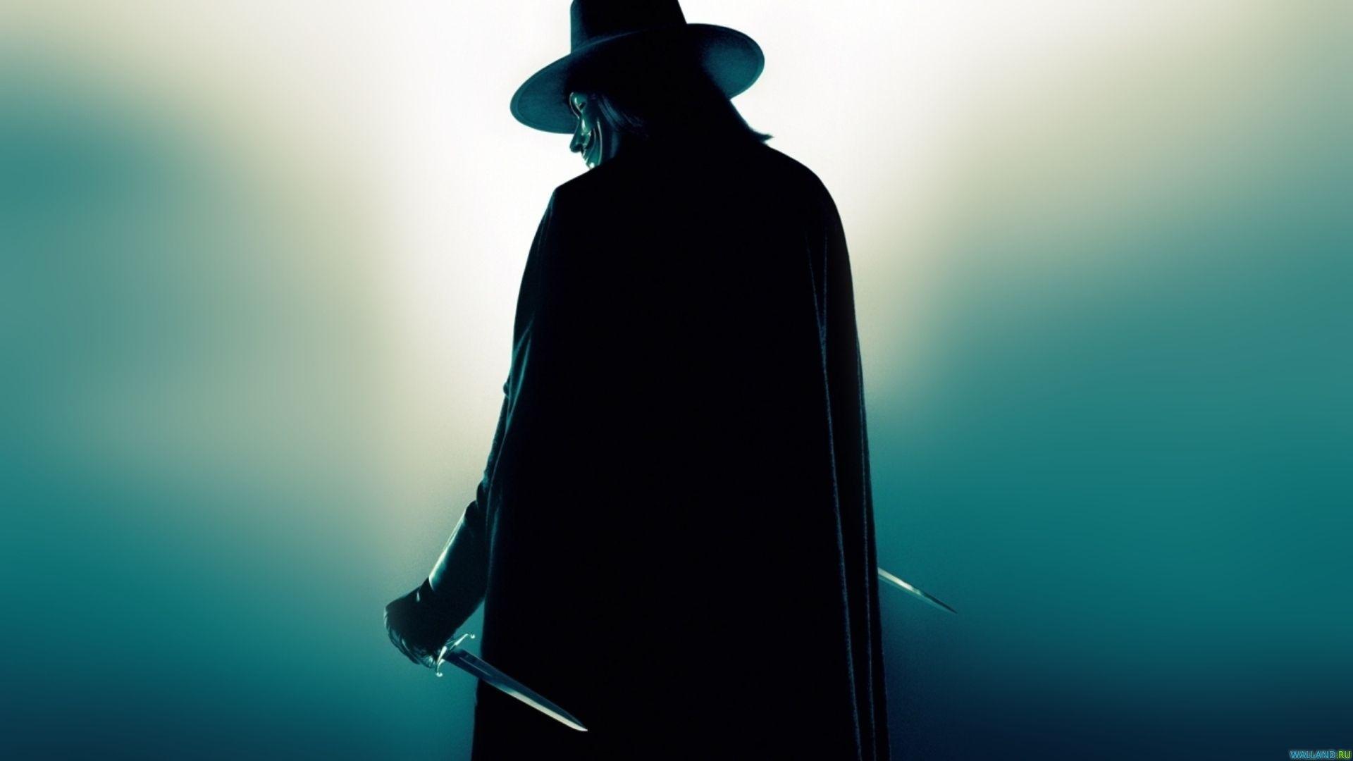 V For Vendetta Wallpaper Movie Desktop 1