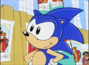 Aosth sonic is way past cool