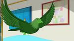 DCSG Beast Boy as Eagle