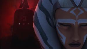 Darth Vader vision