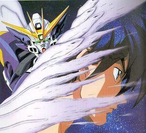 Gundam Wing Gundam Zero 12