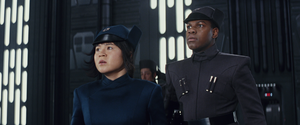 Rose and Finn undercover