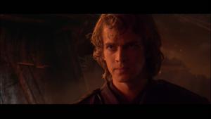 Anakin against