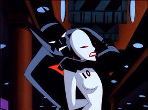 Batman vs Ten