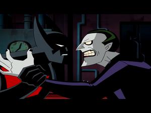 Batman vs The Joker 3