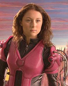Carmen in 3rd Spy Kids film