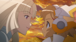 Fine and Hibiki