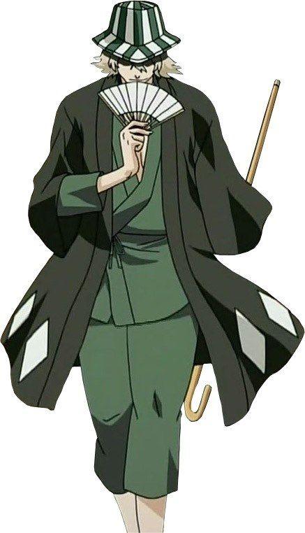 Resultado de imagem para Kisuke Urahara
