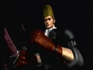 Tekken2 Paul Ending