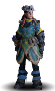 Aloy- Banuk Ice Hunter