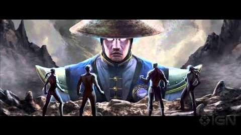 Mortal Kombat Raiden Ending Video