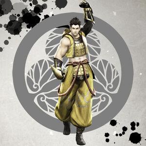 SB4 Ieyasu Tokugawa