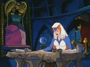 The Sorceress of Castle Grayskull 14