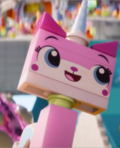 Unikitty smile