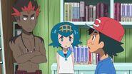Ash, Lana and Kiawe (SM025)