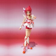 Bandai cure rouge-mint04