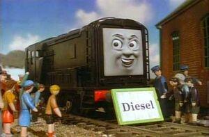 Dieselnameplate