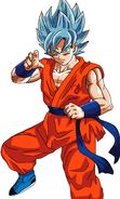 Godly Super Saiyan (2)