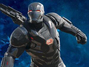 James Rhodes (Earth-199999) from Avengers Endgame promotional art 001