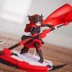 Ruby figure close up