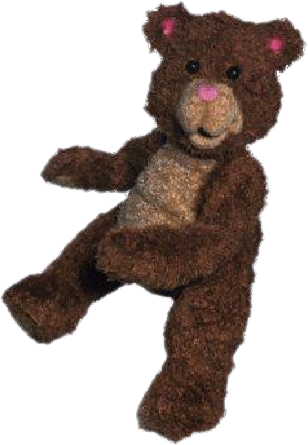 Teddy Puppet