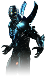Blue beetle injustice 2 render