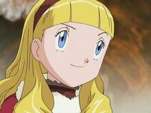 Catherine Deneuve (Digimon Adventure 02)