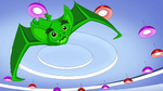 DCSG Beast Boy as Bat