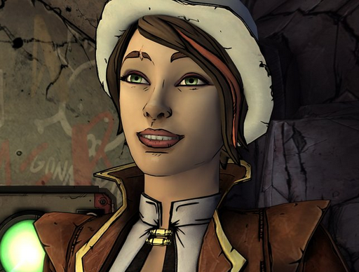 Tales from the borderlands fiona hot