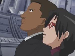 Professor Suzuki and Colonel Franklin (Challenge)
