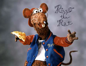 Rizzo-the-rat signed