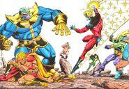 Starlin heroes
