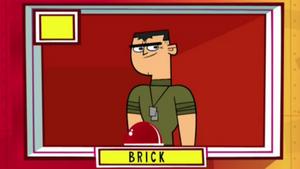 Brick on skatoony