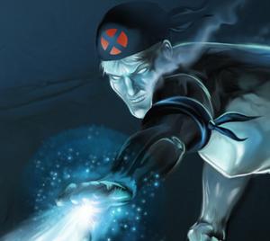 Iceman X-Men Legends