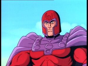 Magneto animated series