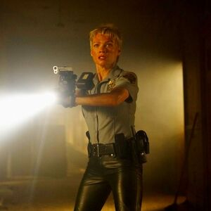 Ofc. Cybil Bennett