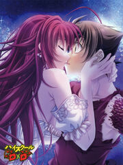 Issei Abandoned By Rias Fanfiction