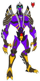 Beast machines silverbolt redo by phantomhunter