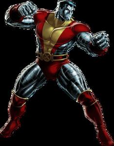 Colossus X-Men Render