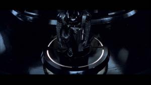 Darth Vader knees